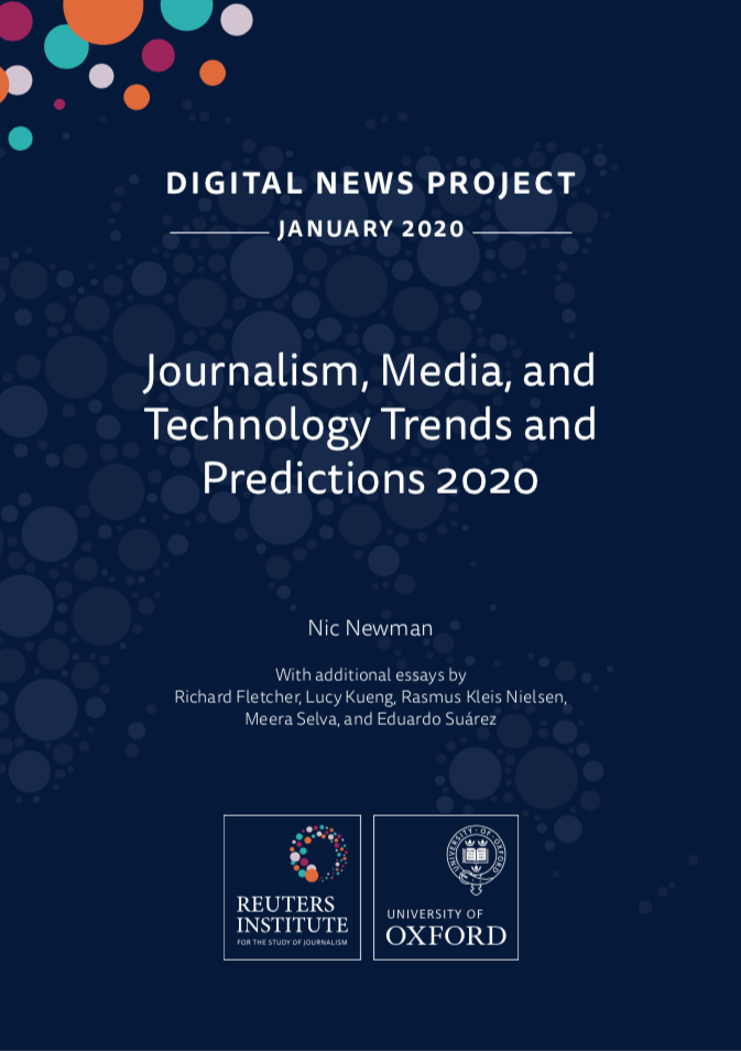 Reuters Trends and Predictions 2020