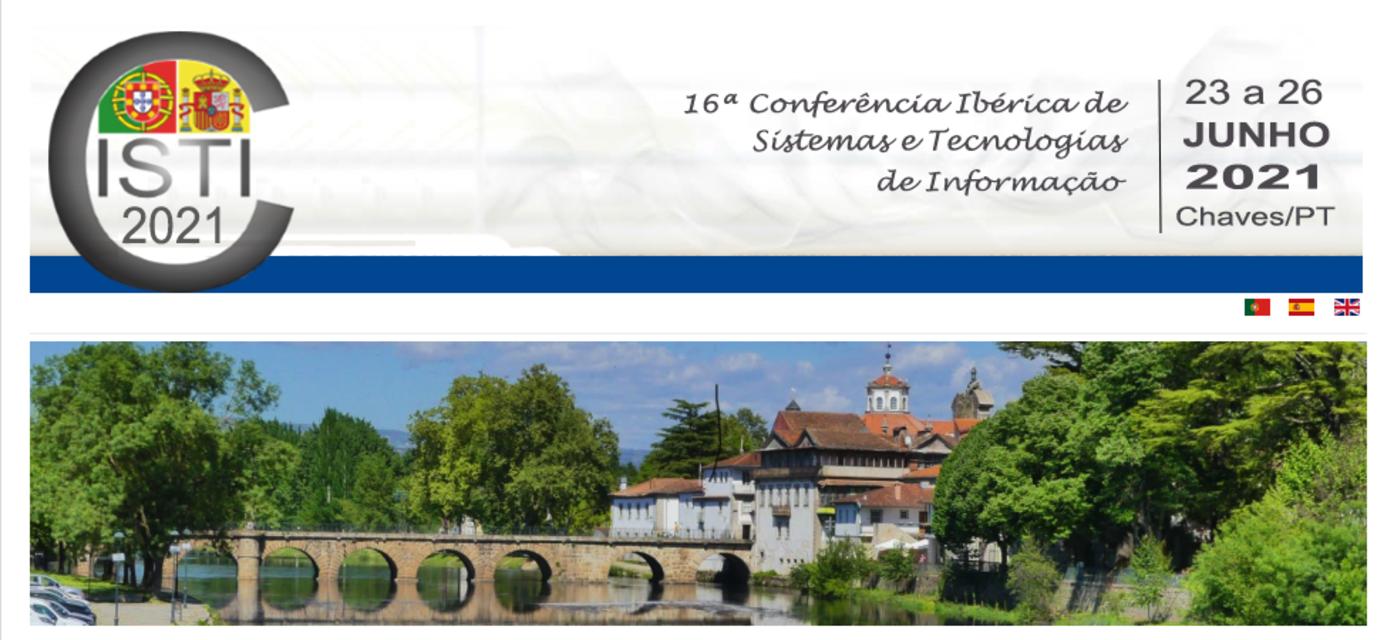 (23-26 junio) VI Workshop en Gestión de Empresa, Comunicación y Redes Sociales Digitales [CISTI2021]