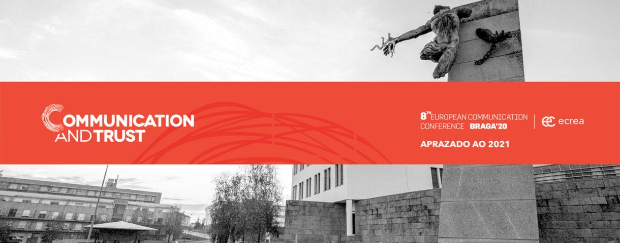 A conferencia de ECREA en Braga posponse ao 2021